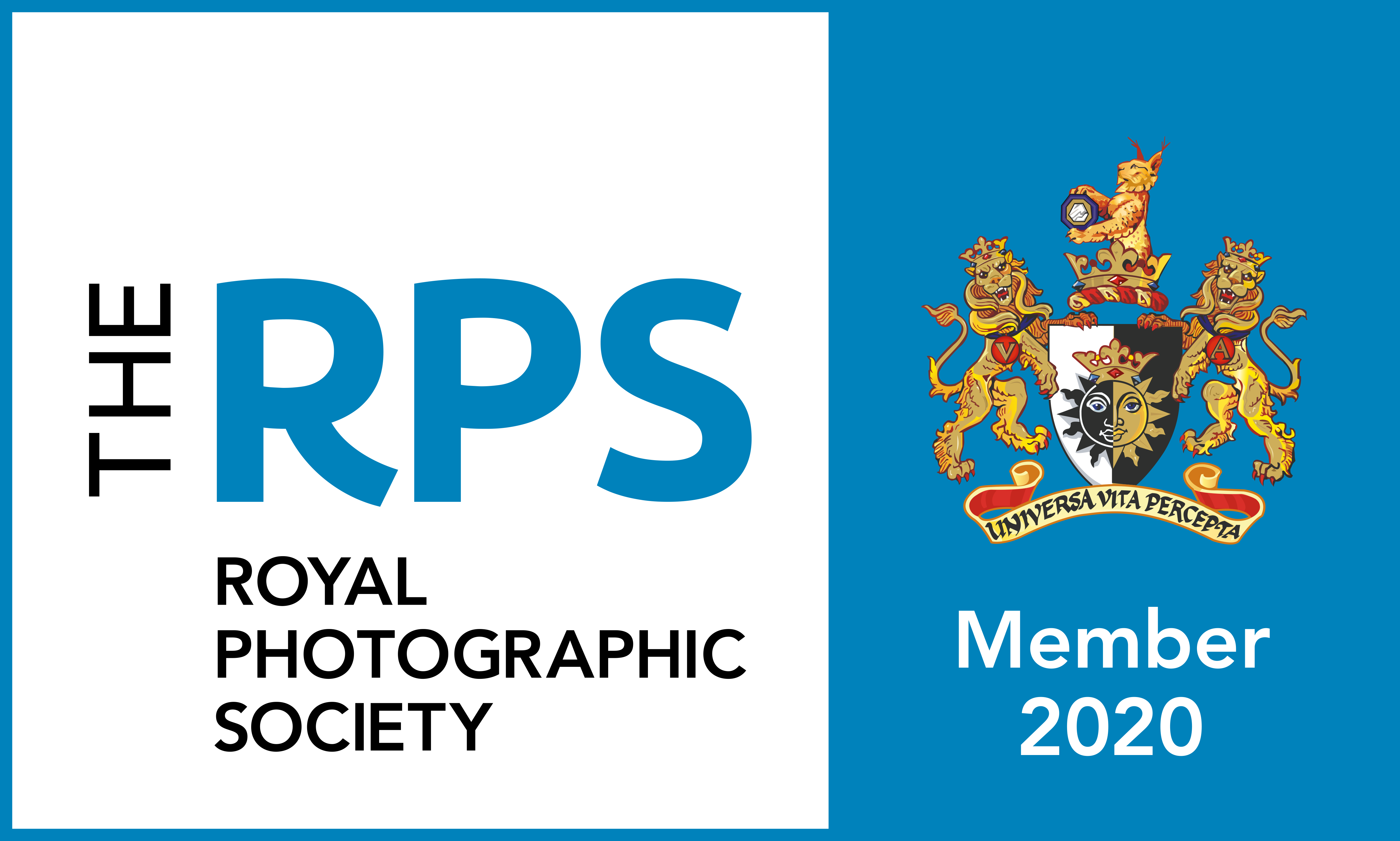 Member, Royal Photographic Society